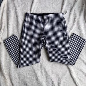 Old Navy Gingham Pants Size 16